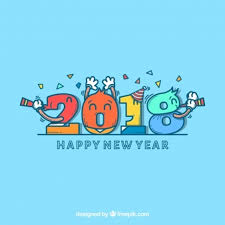 New Year Vectors s and PSD files