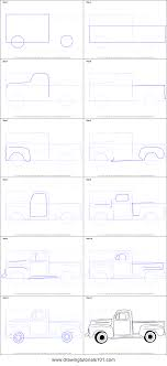 How To Draw A Vintage Truck Printable Step By Step Drawing Sheet ... Old Chevy Pickup Drawing Tutorial Step By Trucks How To Draw A Truck And Trailer Printable Step Drawing Sheet To A By S Rhdrgortcom Ing T 4x4 Truckss 4x4 Mack Transportation Free Drawn Truck Ford F 150 2042348 Free An Ice Cream Pop Path Monster Pictures Easy Arts Picture Lorry 1771293 F150 Ford Guide Draw Very Easy Youtube