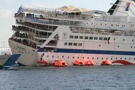 Cruise Ship Sinking Santorini by O C Students Return Home U2013 Orange County Register
