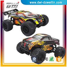 DWI Dowellin RC Rakasa Truk Bigfoot Tahan Air Radio Control Mobil ...