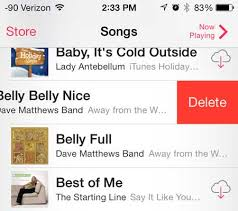 How to Delete Songs on an iPhone 5 in iOS 7 or iOS 10 Solve Your
