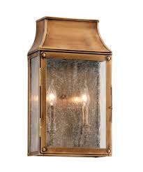 troy lighting b3422 beacon hill 9 inch wide 2 light outdoor wall