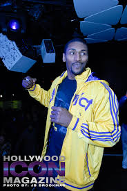 Conga Room La Live Hours by Ron Artest Hosts Ring Series After Party At Conga Room La Live