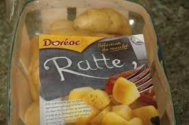 cuisiner des pommes de terre ratte purée de pommes de terre ratte petits lardons fruits de la