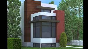 100 Narrow Lot Design Contemporary Home Plans