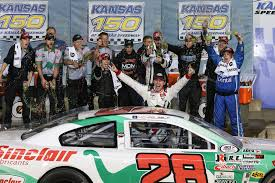 100 Arca Truck Series ARCA RACING SERIES REVIEW KANSAS SPEEDWAY Welcome To MDM
