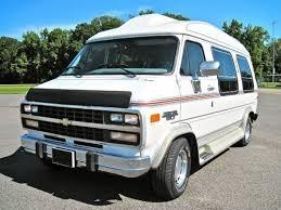 1993 Chevy Conversion Van High Top Timeless Tv Dvd V8 57l Custom US 495000