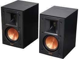 Klipsch RB 10 Bookshelf Speakers Pair $71 99 FS Newegg