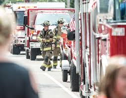 Fenton Fire Truck Heads South | Tri-County Times Newspaper: Local ...