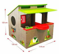spielhaus mit küche kinderspielhaus sommerküche kinderküche neu