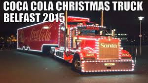 COCA COLA CHRISTMAS TRUCK IN BELFAST 2015 - YouTube Lego Ideas Product Ideas Coca Cola Delivery Truck Coke Stock Editorial Photo Nitinut380 187390 This Is What People Think Of The Truck In Plymouth Cacola Christmas Coming To Foyleside Fecacolatruckpeterbiltjpg Wikimedia Commons Tour Brnemouthcom Every Can Counts Campaign Returns Tour 443012 Led Light Up Red Amazoncouk Drives Into Town Swindon Advtiser Holidays Are Coming As Reveals 2017 Dates Belfast Live Arrives At Silverburn Shopping Centre Heraldscotland