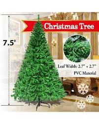 The Holiday Aisle New Natural Branches 75 Green Classic Pine Artificial Christmas Tree THDA5615