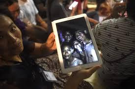 Niños Atrapados En Cueva De Tailandia Piden Que No Les Dejen Mucha Tarea