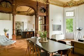 antik trifft modern in historischer villa aus dem 19