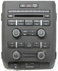 100 Truck Stereo Ford F150 2010 Factory Single Disc MP3 CD Player OEM