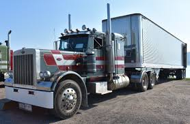 100 359 Peterbilt Show Trucks GALLERY Old New Trucks Alike Roll Out To AL ATHS Show