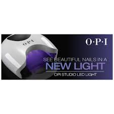 Cnd Shellac Led Lamp by Opi Studio Led Lamp New Model Opi From Tailormade Nails Uk