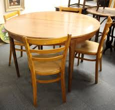 A 1970's Circular Teak Dining Table With Four Chairs. – Lofty ... Danish Mondern Johannes Norgaard Teak Ding Chairs With Bold Tables And Singapore Sets Originals Table 4 Uldum Feb 17 2019 1960s 6 By Greaves Thomas Mcm Teak Table Niels Moller Chairs Etsy Mid Century By G Plan Round Ding Real 8 Seater Jamaica Set Temple Webster Nisha Fniture Sheesham Wooden Balcony Vintage Of 244003 Vidaxl Nine Piece Massive Chair On Retro