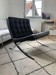 knoll international barcelona chair sessel original bauhausdesign