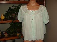 Chenille Bed Jacket by Cotton Blend Vintage Sleepwear U0026 Robes For Women Ebay