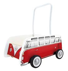 Hape Kitchen Set Australia by Hape Classical Vw Bus Walker Red Whoopee Wooden Toys Australia