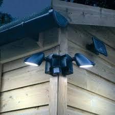 Outdoor Security Lights Stylish Outdoor Security Lighting Outdoor