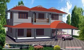 100 Duplex House Design 2000 Sq Ft Plans Kerala Style Beautiful