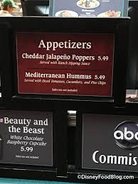 Happy Living Halloween Jalapeno Poppers by Review Jalapeno Poppers And Sides At Abc Commissary In Disney U0027s