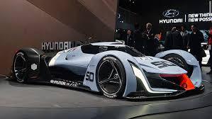Hyundai N 2025 Vision Gran Turismo 10 cool cars from the