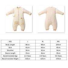 baby schlafsack mit beinen warm gefüttert winter kinder