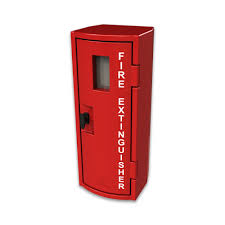 Recessed Fire Extinguisher Cabinet Detail by Fire Extinguisher Cabinets