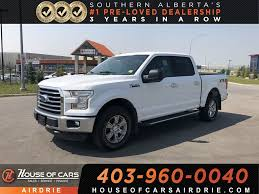 Pre-Owned 2016 Ford F-150 XTR Truck In Medicine Hat #TSA03183 ... Preowned 2017 Ford F150 Xl Baxter Special Deals On Used Vehicles Preowned Offers 2018 Crew Cab Pickup In Sandy N0351 Lariat Leather Sunroof Supercrew 2016 For Sale Orlando Fl 2013 Xlt Truck Calgary 30873 House Of 2014 4wd Supercab 145 Fx4 2011 Trucks New Haven Ct Road Ready Cars What Makes The Best Selling Pick Up In Canada 2015 Tyler X768 2wd