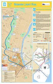 Newark Light Rail NLR Newark Light Rail fonctionne  Newark