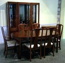 Thomasville Dining Room Furniture Outlet Bar Cabinet Country French Collection Stores Side Chair