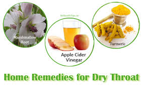 Home Reme s for Dry Throat