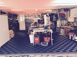Foam Tile Flooring Sears by Diamond Garage Floor Tile U0026 Video Review