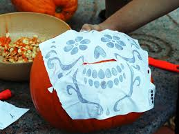 Pumpkin Carving Throwing Up Templates by How To Carve A Pumpkin Diy Network Blog Made Remade Diy