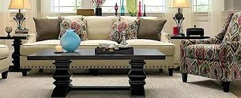 transitional living room furniture wplace design