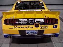 100 Truck Rental Michigan Penske To Appear In NASCAR Nationwide Series To Ride For Veterans