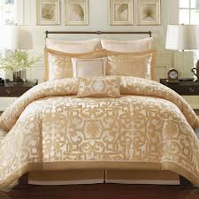 Gold Bedding White Black Gold forter Sets Duvet Covers Within