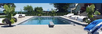 swimming pool contractors ontario pool installation
