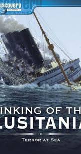 When Did Lusitania Sink by Sinking Of The Lusitania Terror At Sea Tv Movie 2007 Imdb