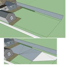 i feel like an idiot how to create a face side sketchup
