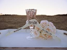 Bridal Party Dress Hanger Wedding Ivory Bridesmaid Flower Girl Rustic Photo Prop Wood