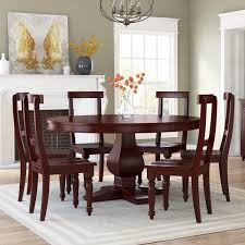 Arenzville Mahogany Wood Pedestal Round Dining Table With 6 Chairs Set 10 Upholstered Ding Chairs Cabriole Legs Lloyd Flanders Round Back Wicker Chair Arenzville Mahogany Wood Pedestal Table With 6 Set Pre Order Aria Concrete Granite Ding Table 150cm 4 Jsen Leather Chair Package Small In White Velvet Pink Rhode Island Kaylee Bedford X Rustic 72 With 8 Miles Round Ding Suite Alice Chairs A334b 1pc And A304 4pcs Patrick Milner Modern Dinette 5 Pieces Wooden Support Fniture New Tyra Glass On Gloss Latte Nova Seater