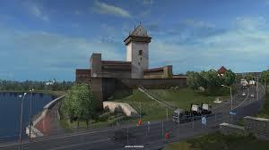 100 Euro Truck Simulator 3 2 Baltic Landmarks ETS2 Mod
