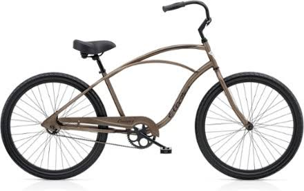 Electra Cruiser 1 Mens Matte-bark