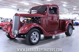 100 1936 Chevrolet Truck 12Ton Pickup For Sale 76044 MCG