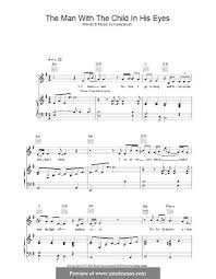 Gwen Mccrae Rockin Chair Chords by The Man With The Child In His Eyes By K Bush Sheet Music On