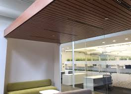 100 Wood On Ceilings Linear And Walls West General Acoustics